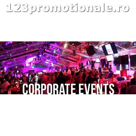 Organizare Evenimente Corporate 123promotionale